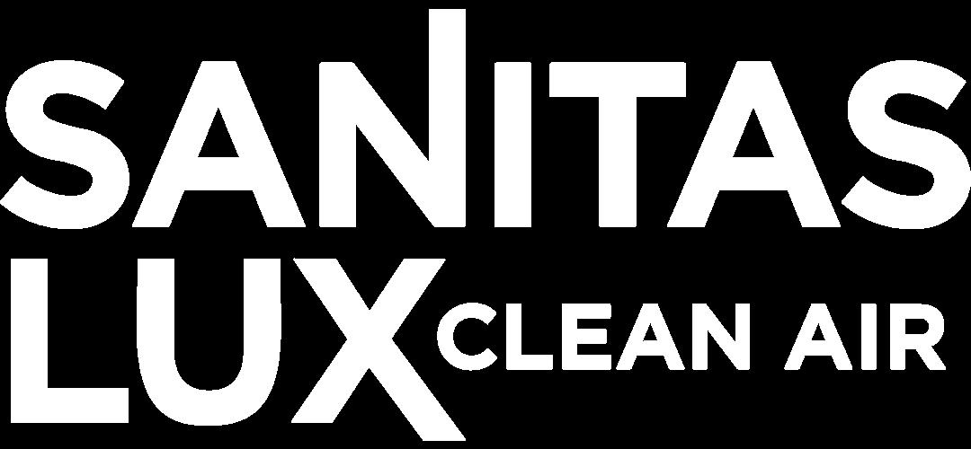 Sanitas Lux – Sticky logo